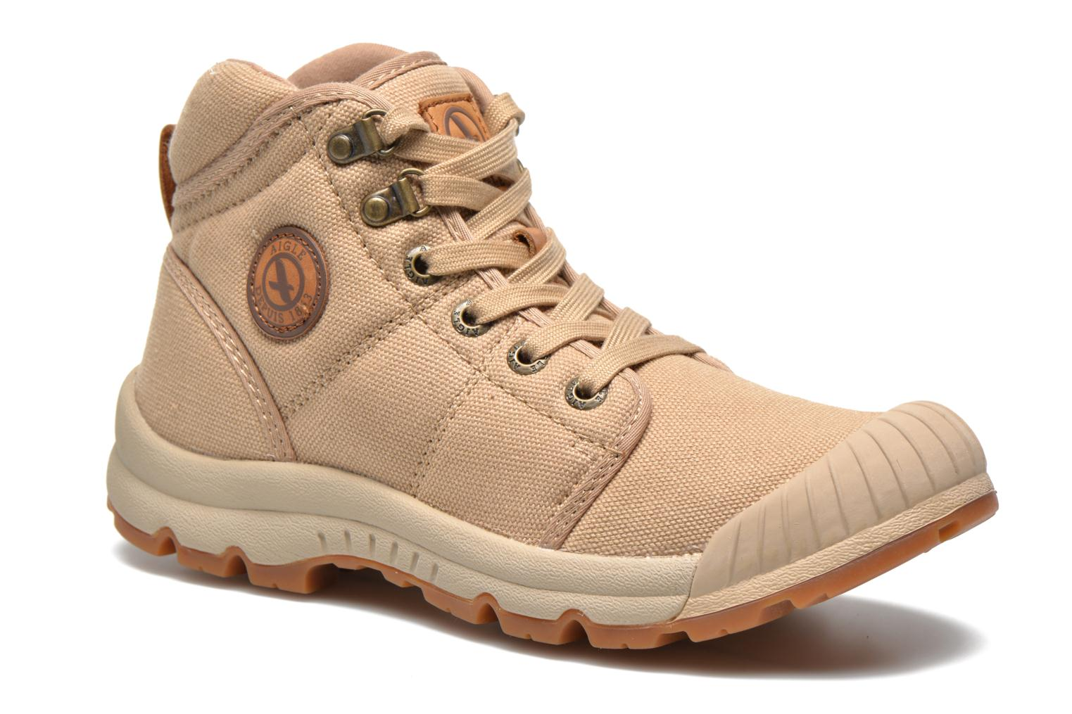 Trainers Aigle Tenere Light WP W Beige detailed view/ Pair view