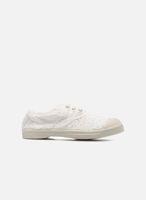 Sneakers Bensimon Tennis Broderie Anglaise E Bianco immagine posteriore