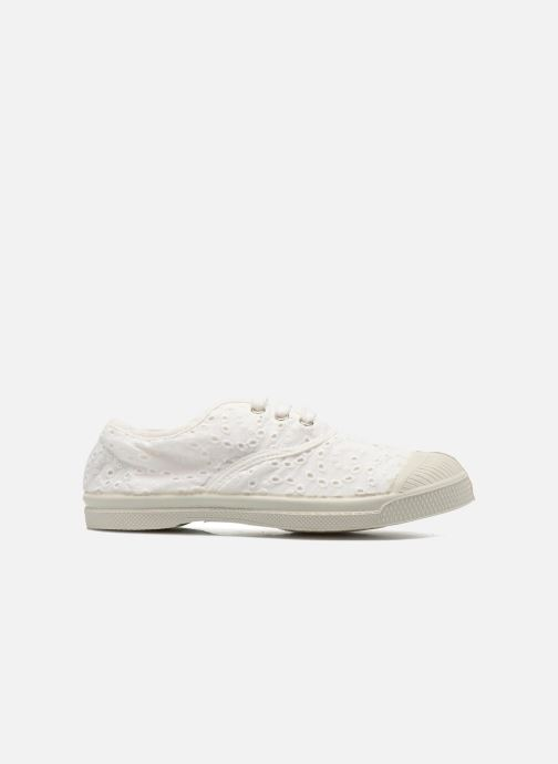 Sneakers Bensimon Tennis Broderie Anglaise E Bianco immagine posteriore