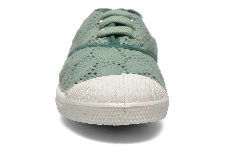 Sneakers Bensimon Tennis Broderie Anglaise E Groen model