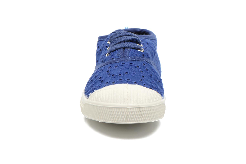 Sneakers Bensimon Tennis Broderie Anglaise E Blauw model