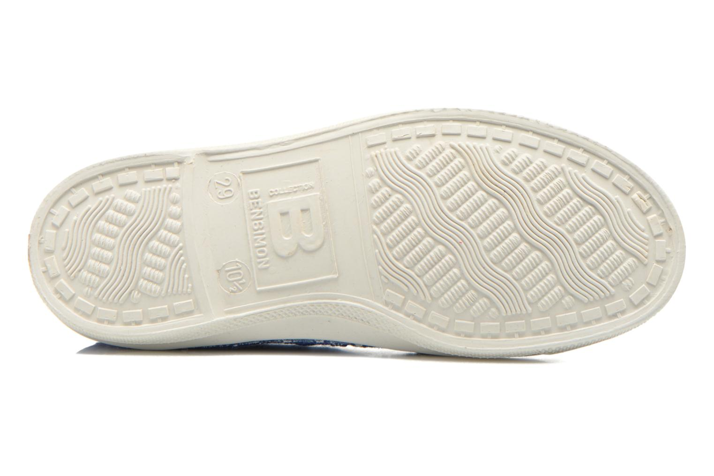 Sneakers Bensimon Tennis Broderie Anglaise E Blauw boven