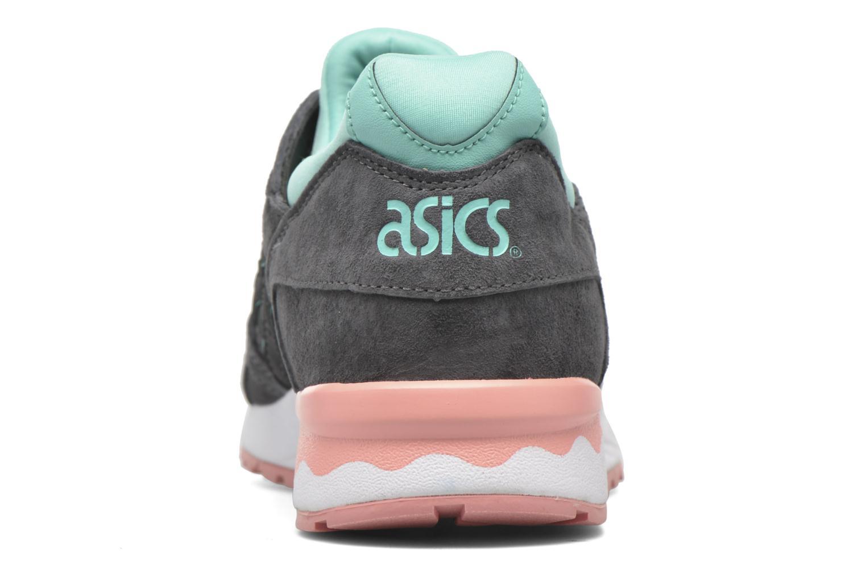 Baskets Asics Gel-Lyte V W Gris vue droite