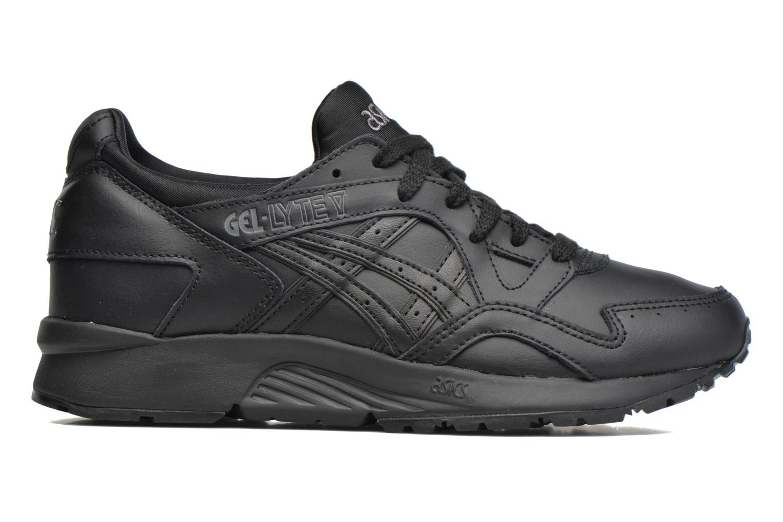 Sneakers Asics Gel-Lyte V W Zwart achterkant
