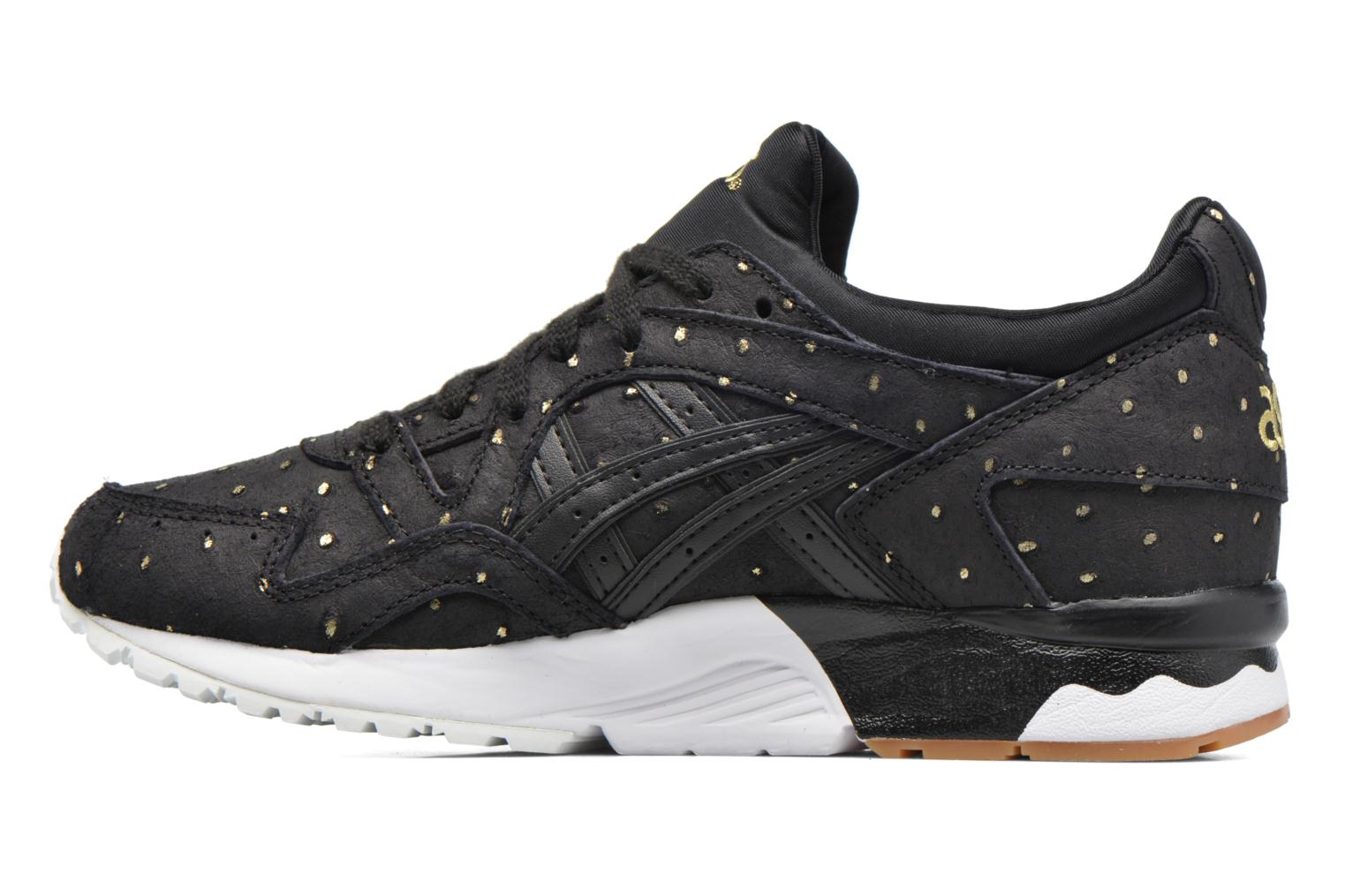 Baskets Asics Gel-Lyte V W Noir vue face