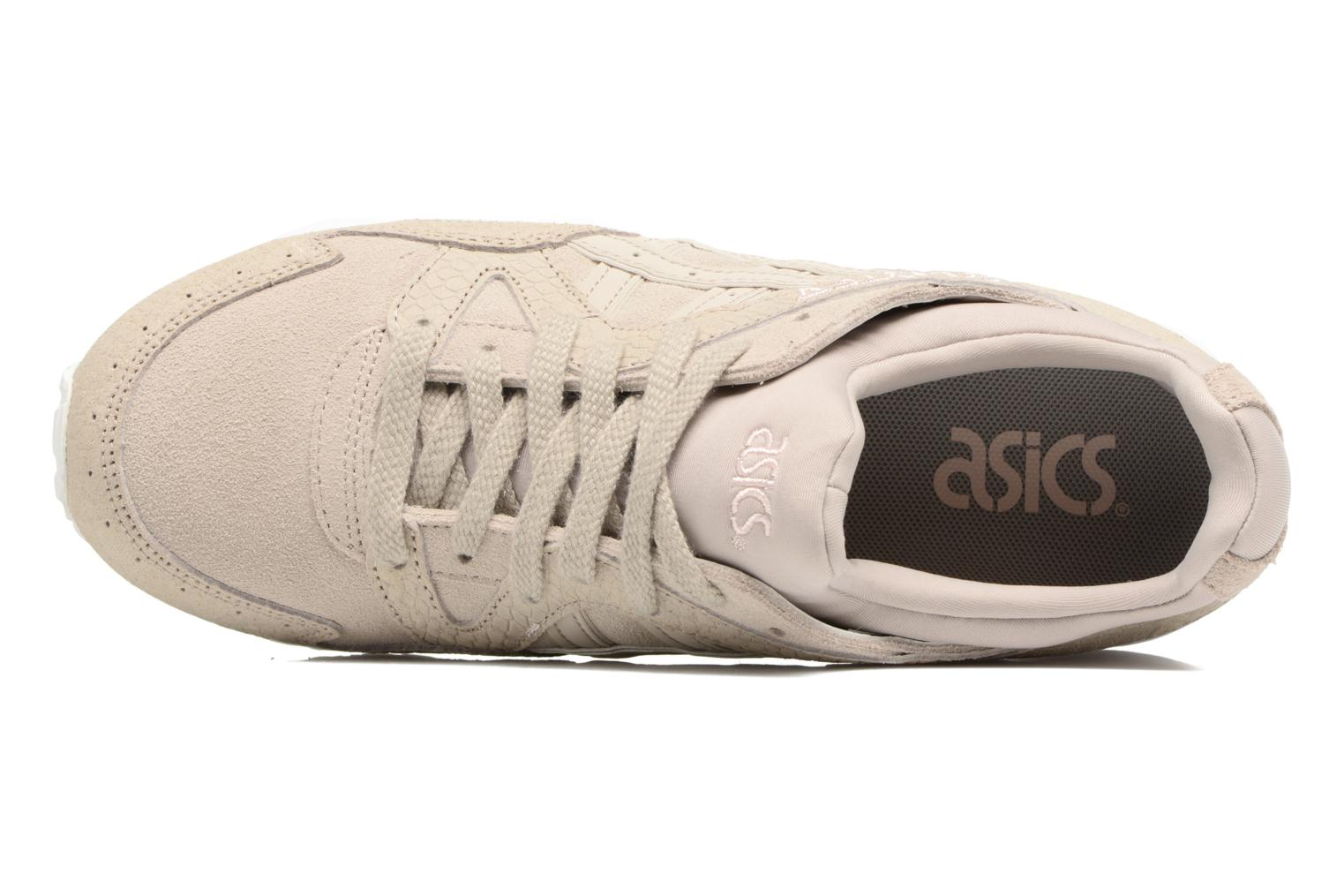 Trainers Asics Gel-Lyte V W Beige view from the left