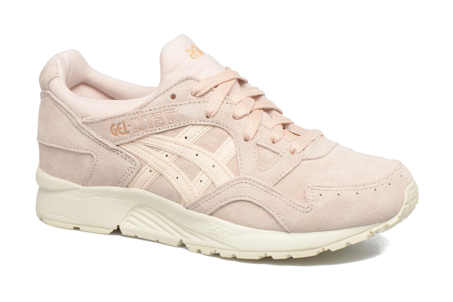 Trainers Asics Gel-Lyte V W Beige detailed view/ Pair view