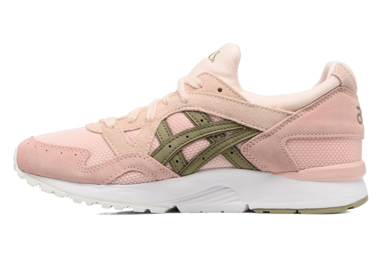 Sneaker Asics Gel-Lyte V W rosa ansicht von vorne
