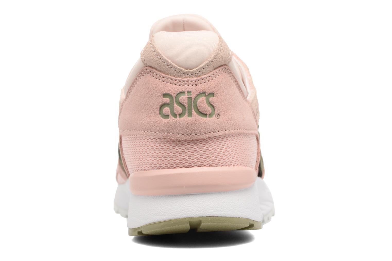 Sneaker Asics Gel-Lyte V W rosa ansicht von rechts