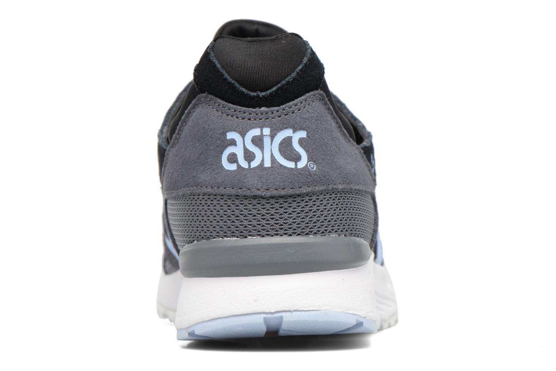 Sneaker Asics Gel-Lyte V W blau ansicht von rechts