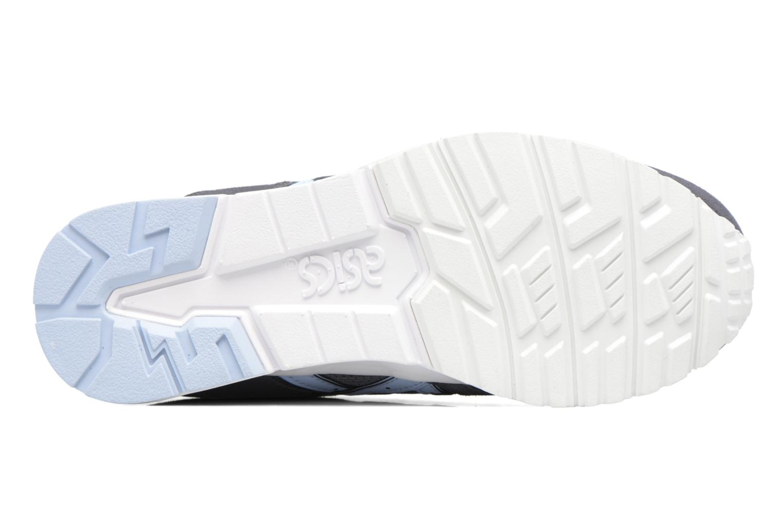 Baskets Asics Gel-Lyte V W Bleu vue haut
