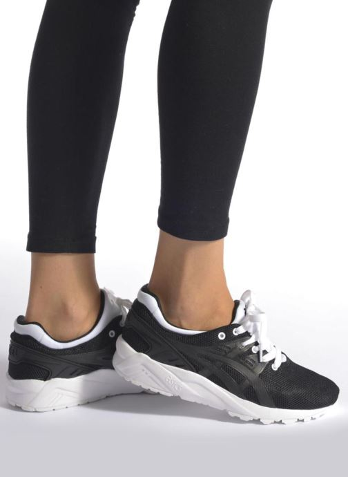 Sneakers Asics Gel-Kayano Trainer Evo W Arancione immagine dal basso