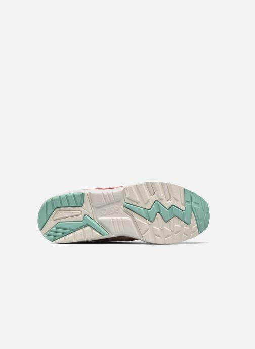 Sneakers Asics Gel-Kayano Trainer Evo W Arancione immagine dall'alto