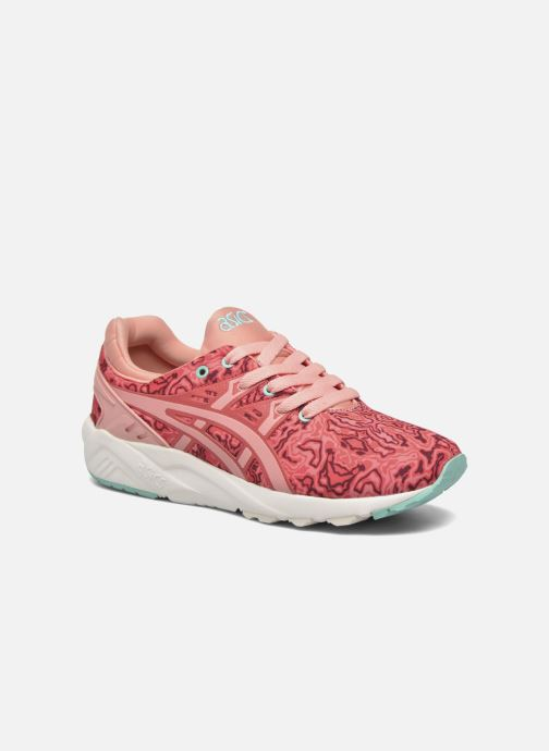 Sneakers Asics Gel-Kayano Trainer Evo W Oranje detail