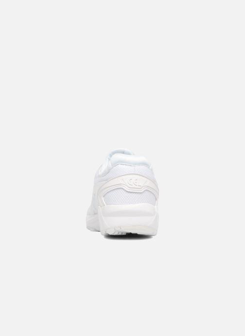 Sneakers Asics Gel-Kayano Trainer Evo W Wit rechts