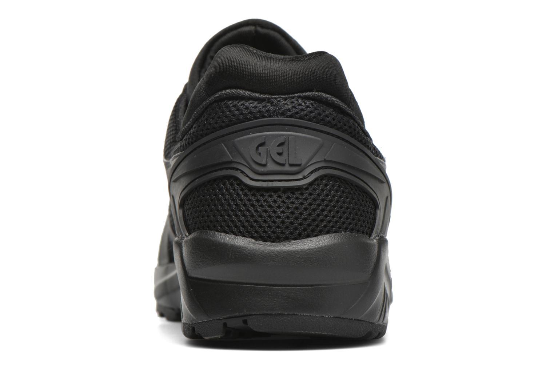 Sneaker Asics Gel-Kayano Trainer Evo W schwarz ansicht von rechts