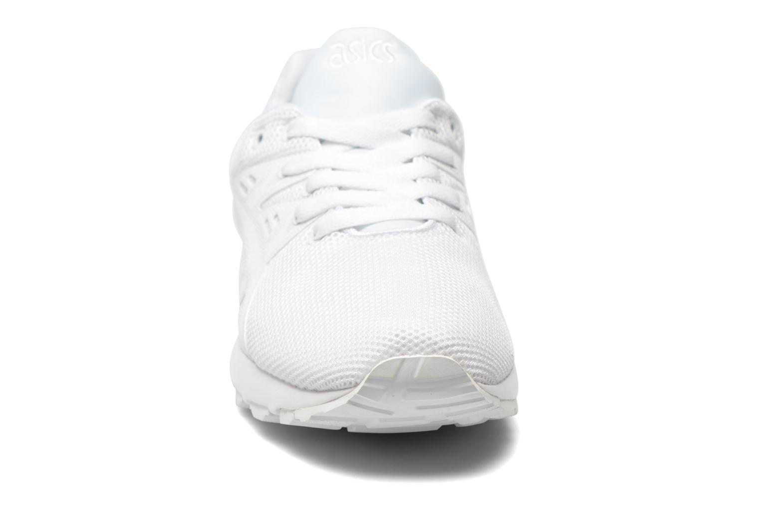 Trainers Asics Gel-Kayano Trainer Evo W White model view