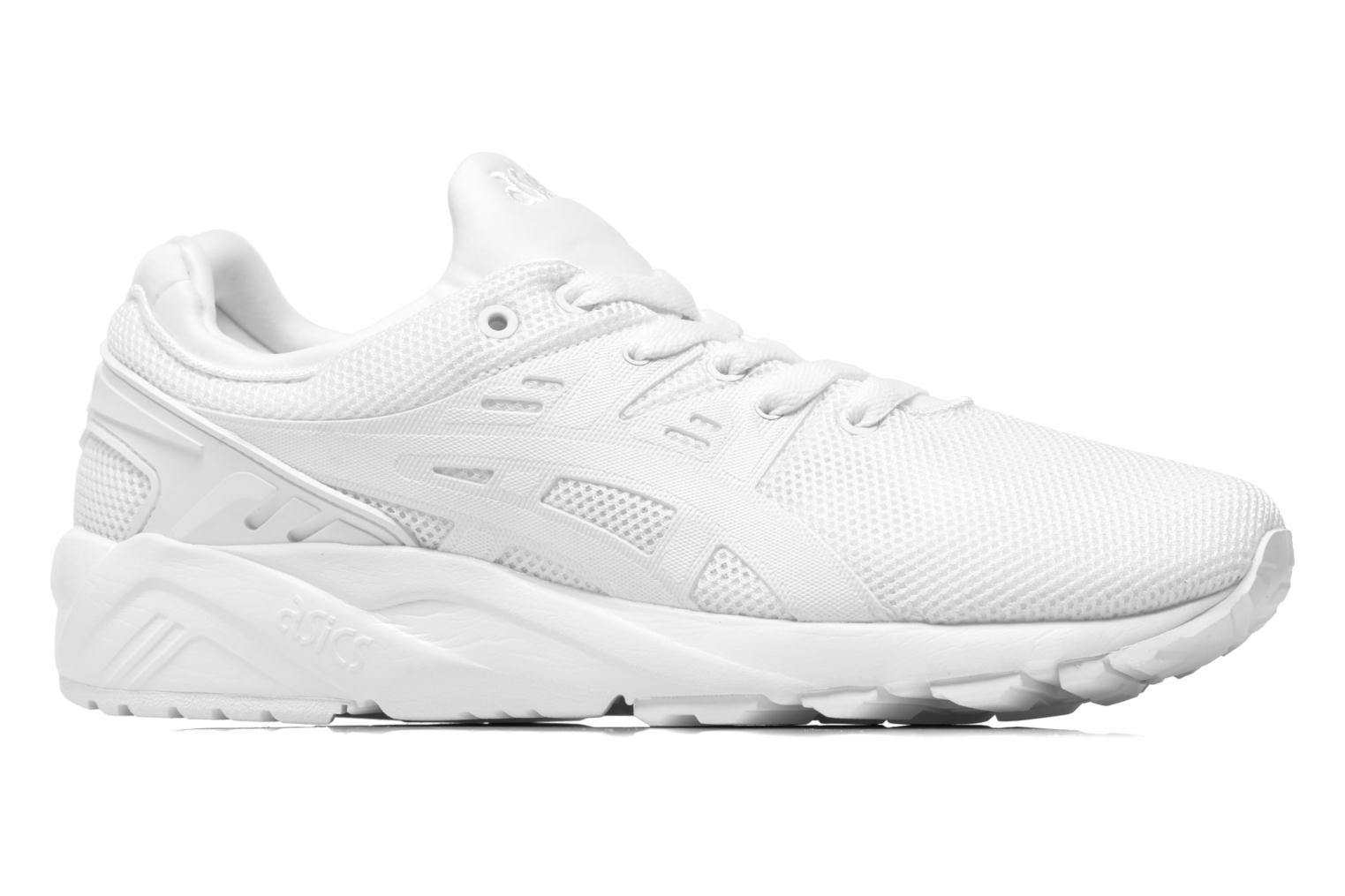 Trainers Asics Gel-Kayano Trainer Evo W White back view