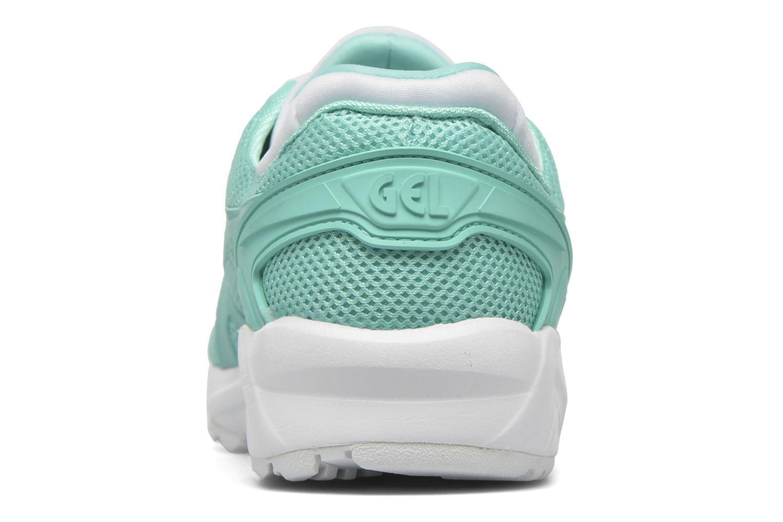 Sneaker Asics Gel-Kayano Trainer Evo W grün ansicht von rechts
