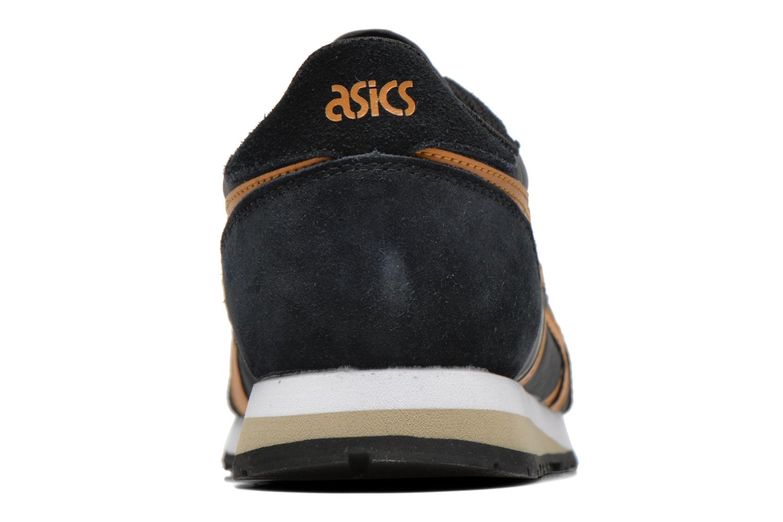 Baskets Asics Oc Runner Noir vue droite
