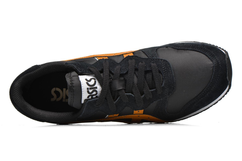 Baskets Asics Oc Runner Noir vue gauche