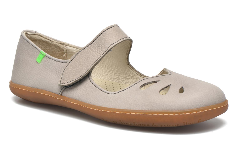 Nuevo zapatos El Naturalista El Viajero 249 (Gris) cómodo - Bailarinas en Más cómodo (Gris) 262aae