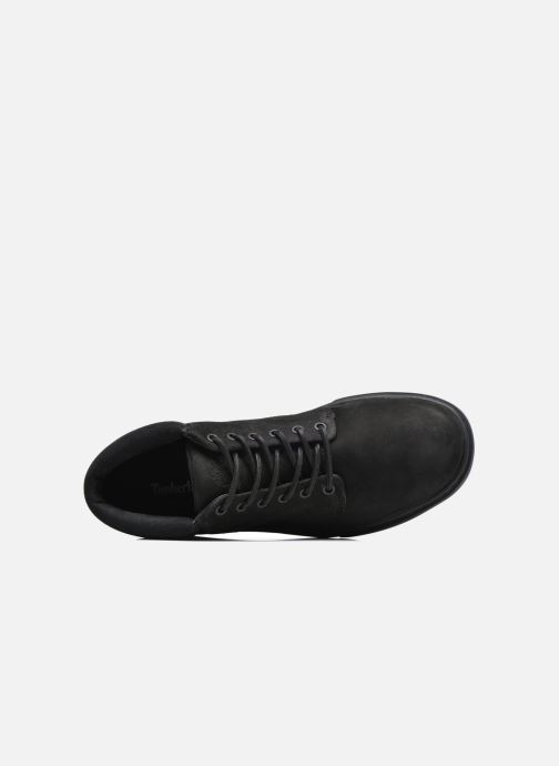 Trainers Timberland Adventure 2.0 Cupsole Chukka Black view from the left