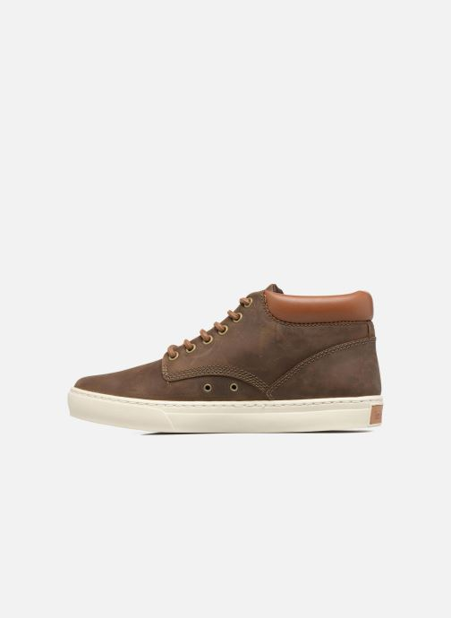 Sneakers Timberland Adventure 2.0 Cupsole Chukka Marrone immagine frontale