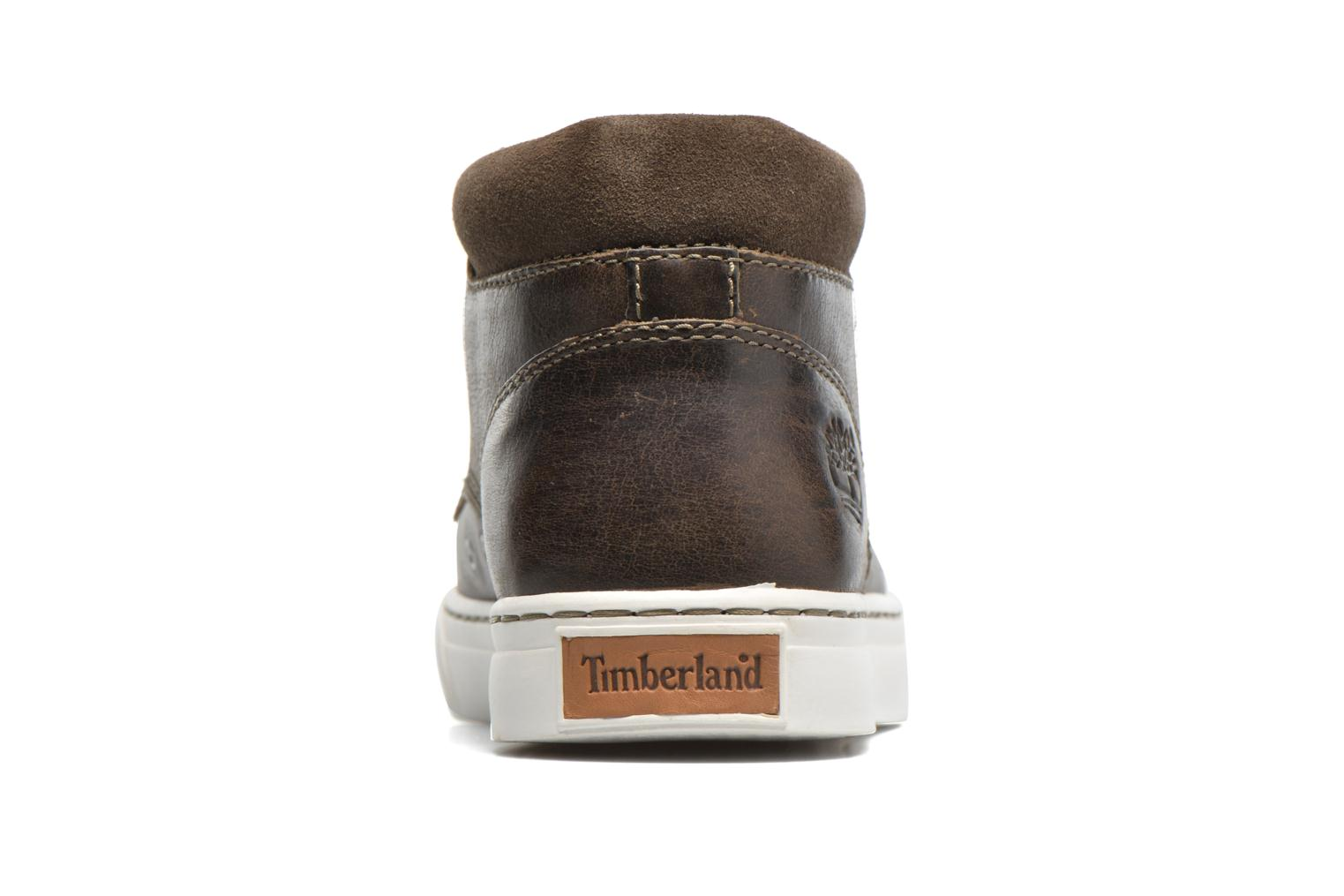 Trainers Timberland Adventure 2.0 Cupsole Chukka Brown view from the right