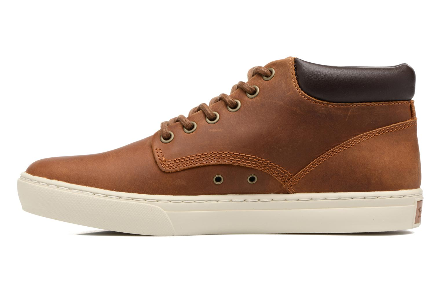 Sneakers Timberland Adventure 2.0 Cupsole Chukka Brun se forfra