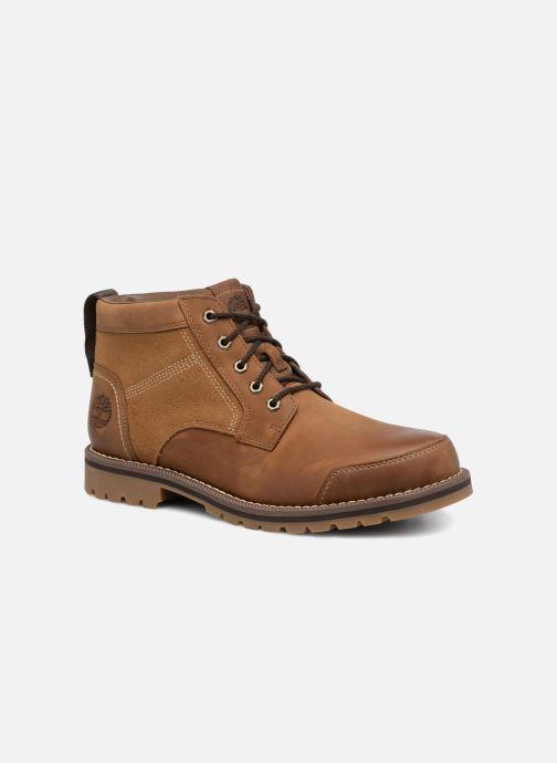 66f3a70c6c7 Bottines et boots Timberland Larchmont Chukka Marron vue détail paire