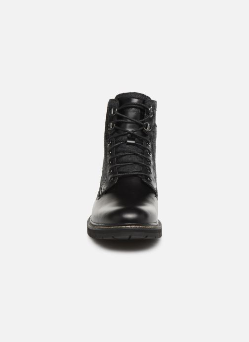 Bottines et boots Timberland Britton Hill 6 in WL L/F Boot NWP Noir vue portées chaussures