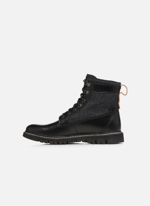 Bottines et boots Timberland Britton Hill 6 in WL L/F Boot NWP Noir vue face