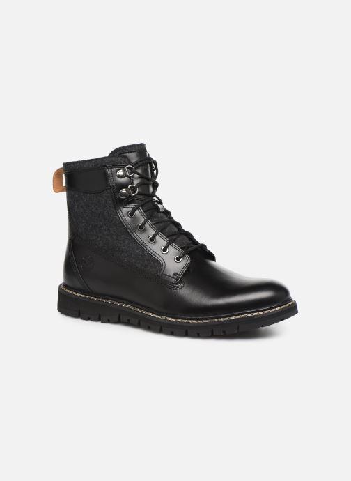 Bottines et boots Timberland Britton Hill 6 in WL L/F Boot NWP Noir vue détail/paire
