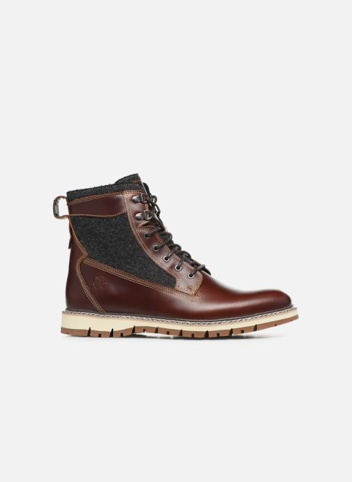 Bottines et boots Timberland Britton Hill 6 in WL L/F Boot NWP Marron vue derrière