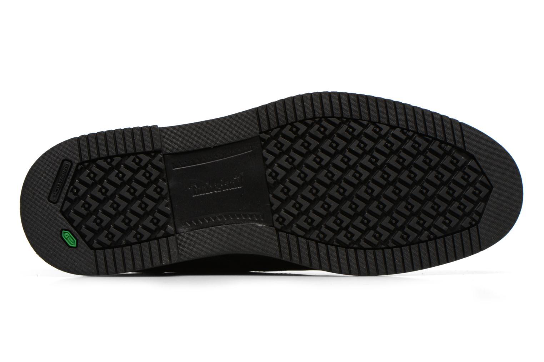 Chaussures à lacets Timberland Brook Park Chukka Noir vue haut