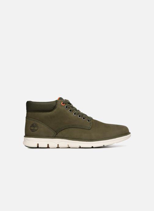 Sneakers Timberland Bradstreet Chukka Leather Zwart achterkant