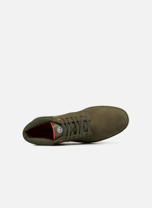 Sneakers Timberland Bradstreet Chukka Leather Zwart links