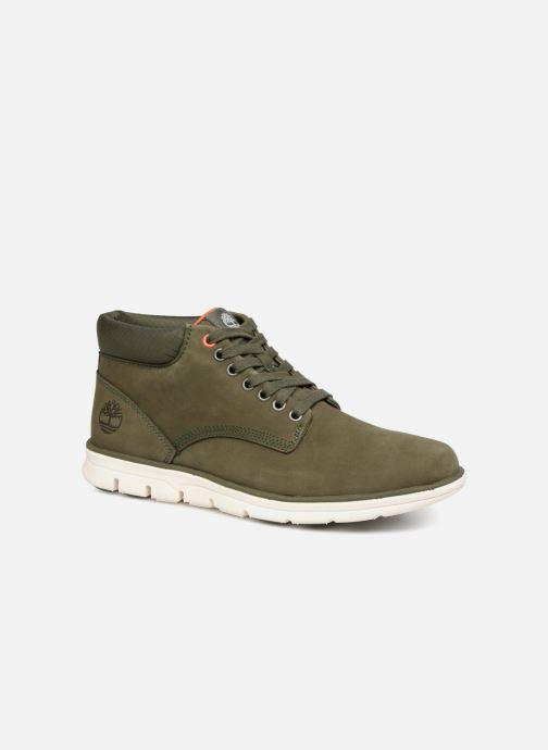 Sneakers Timberland Bradstreet Chukka Leather Zwart detail