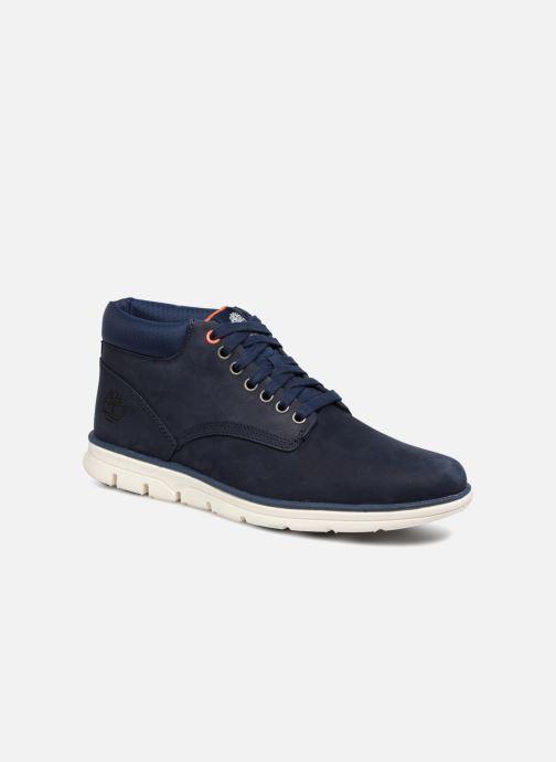 c5b49216359 Sneakers Timberland Bradstreet Chukka Leather Blå detaljeret billede af  skoene