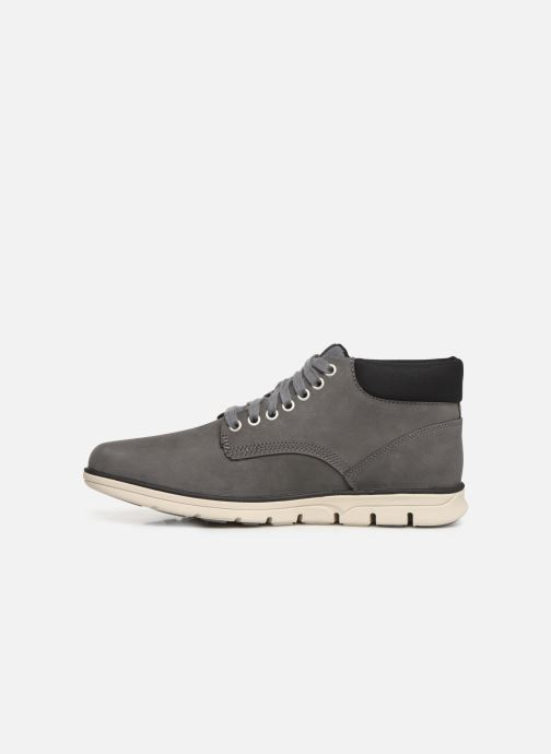 Trainers Timberland Bradstreet Chukka Leather Grey front view