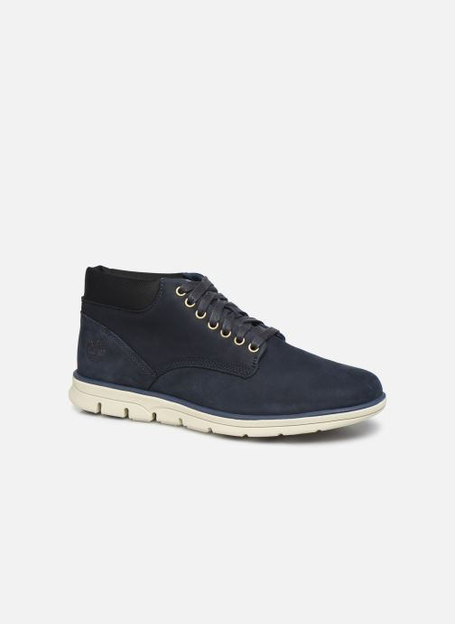 Sneakers Timberland Bradstreet Chukka Leather Blauw detail