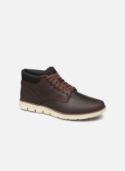 Sneakers Timberland Bradstreet Chukka Leather Bruin detail