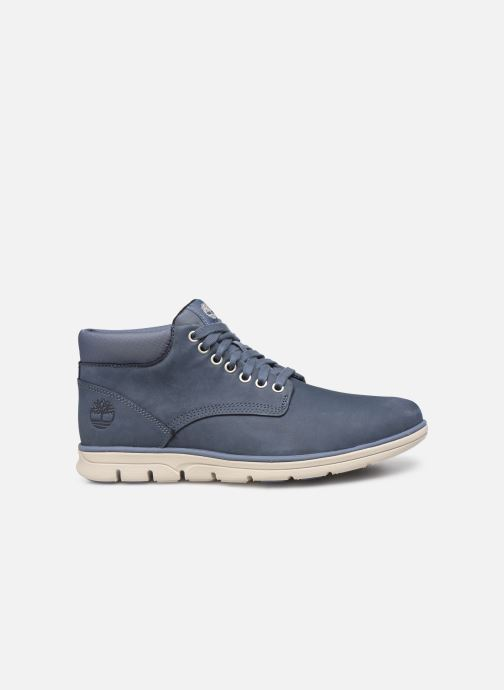 Trainers Timberland Bradstreet Chukka Leather Blue back view