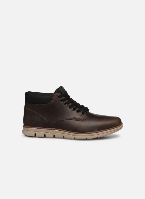 Sneakers Timberland Bradstreet Chukka Leather Marrone immagine posteriore