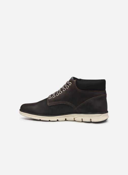 Sneakers Timberland Bradstreet Chukka Leather Grigio immagine frontale