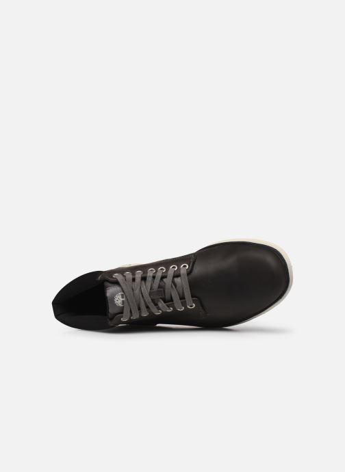 Sneakers Timberland Bradstreet Chukka Leather Grigio immagine sinistra
