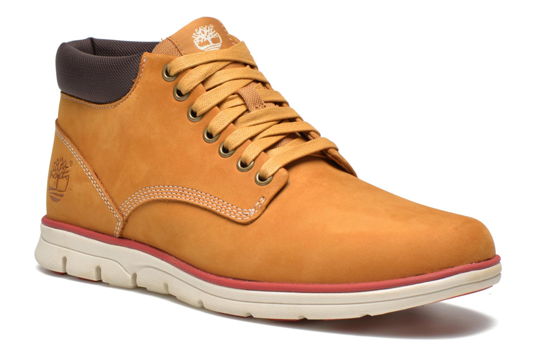 Sneaker Timberland Bradstreet Chukka Leather beige detaillierte ansicht/modell