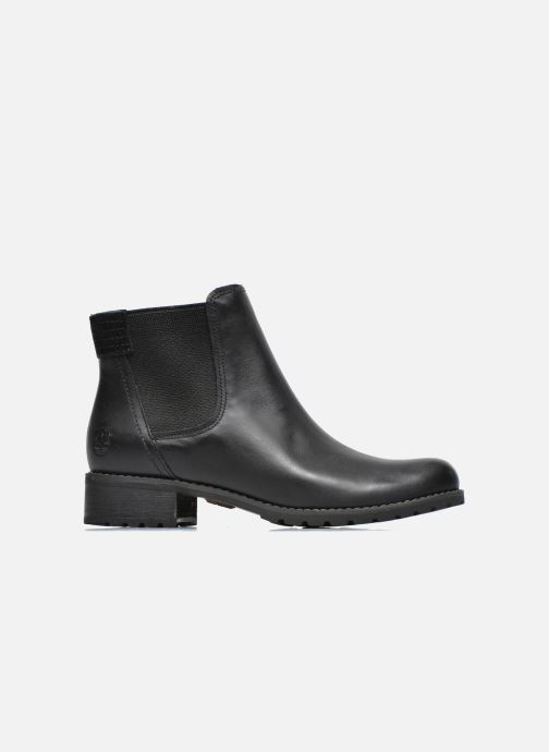 Boots en enkellaarsjes Timberland Bethel Heights Double Gore Chelsea Zwart achterkant