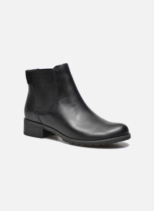 Boots en enkellaarsjes Timberland Bethel Heights Double Gore Chelsea Zwart detail